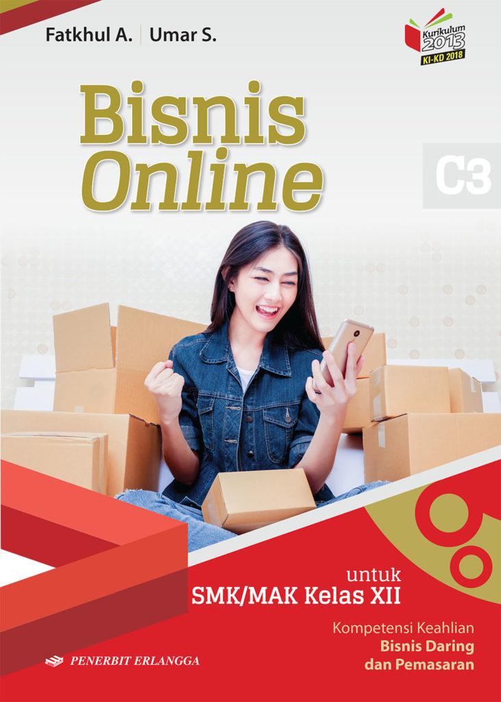 Buku Bisnis Online  XII