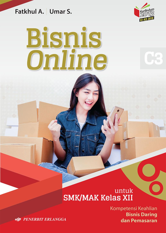 Buku Bisnis Online kelas XII