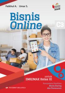 Buku bisnis online kelas XI