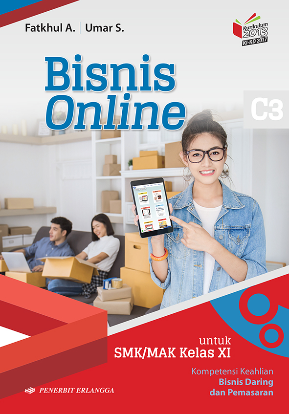 Buku Bisnis Online SMK XI   majumapan.com